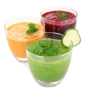 Digestive health drinks